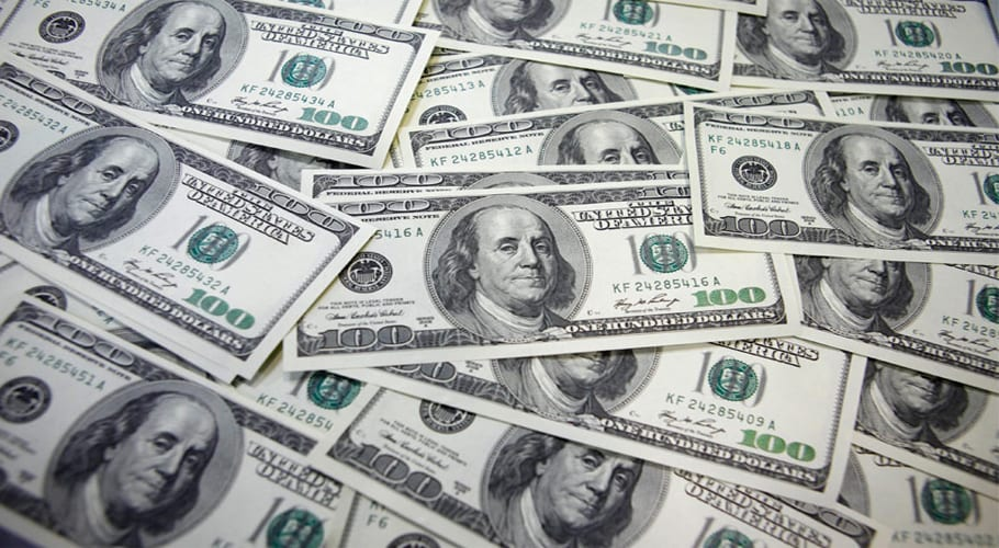 Foreign exchange reserves increase up to 12.3b