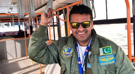 Fakhr-e-Alam wishes to hoist national flag in space