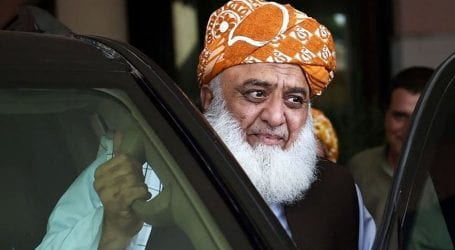 JUI-F chief to chair APC meeting today