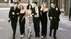 "The one where cast of ""Friends"" re-unites for project"