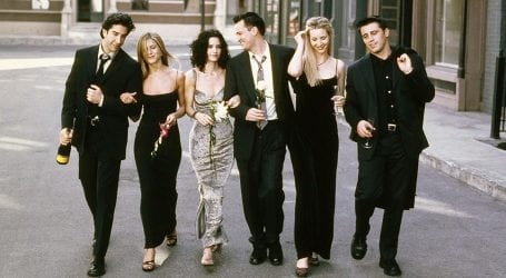 "The one where cast of ""Friends"" re-unites"