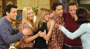 Jennifer Aniston hints 'Friends' cast working on new project together
