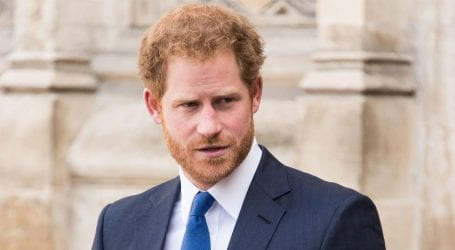 Prince Harry opens up about Lady Diana's death