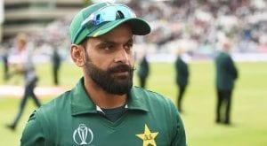 Cricketer Hafeez
