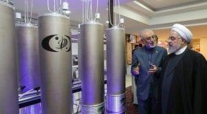 Iran announces increase in enriched uranium production