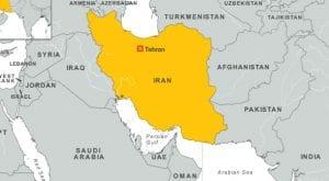 Iran 5.9 magnitude earthquake kills 5 and injures 300