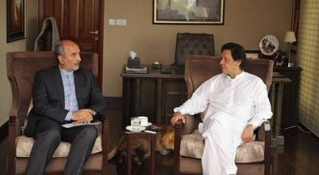 Iran assures support Pakistan on Kashmir issue
