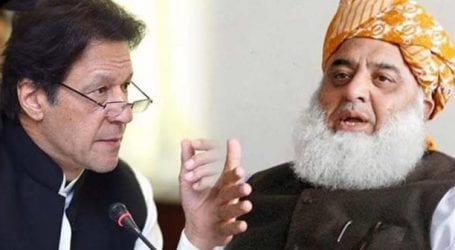 JUI-F chief agrees to honour agreement with govt