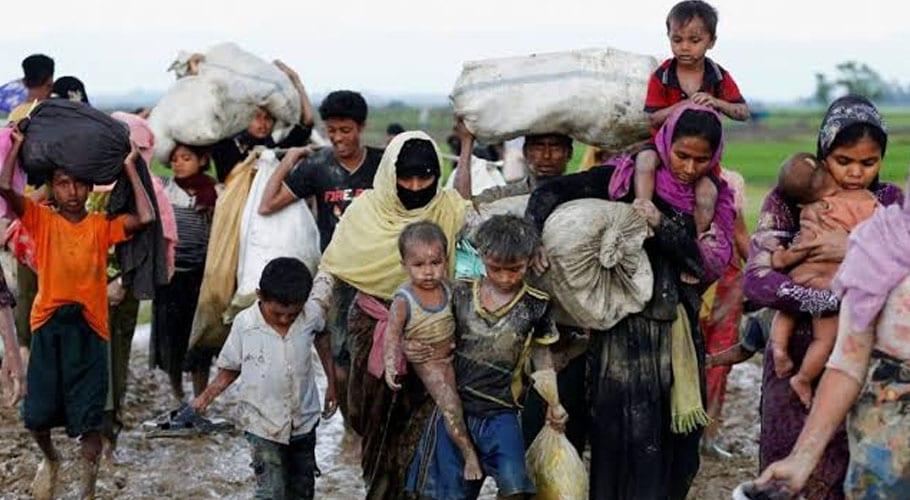 400 Rohingya returned to Myanmar from Bangladesh: Embassy