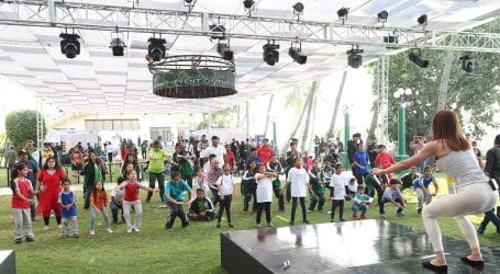 Pakistan's first health and fitness expo kicks off in Karachi