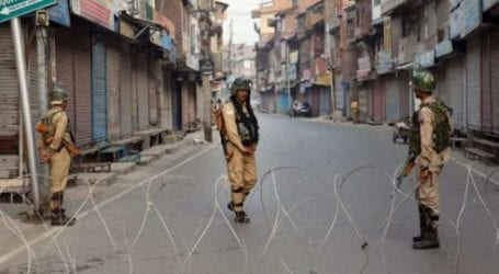 Curfew, communication blockage enters 150th day in IoK