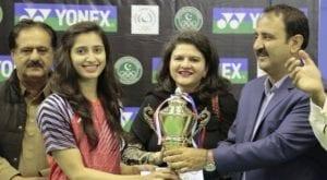 Mahoor wins gold at Pakistan International Series 2019