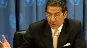 Munir Akram takes charge as Pakistan's Ambassador to UN