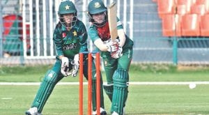 Bangladesh beat Pakistan in second women's ODI