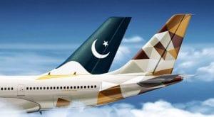 PIA, Etihad Airways renews code-share agreement