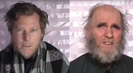 Taliban release two Western hostages in prisoner swap deal