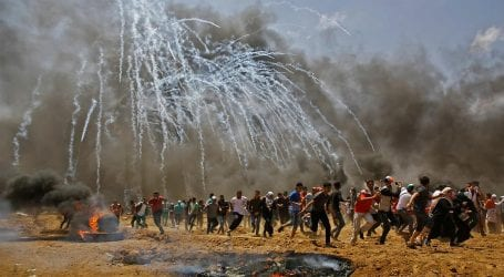 Solidarity with Palestinian people being observed today
