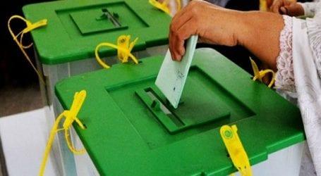 Polling underway in AJK general elections