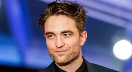 Robert Pattinson hopes fans will forget 'Twilight' after 'Batman'