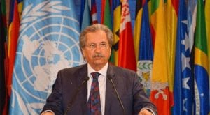 UNESCO elects Shafqat Mehmood as its Education Commission President