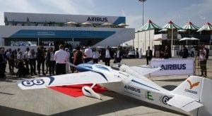 electric racing aircraft