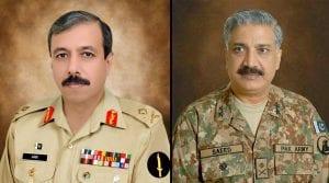 major generals
