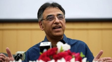 Asad Umar resigns as chairman NA standing committee on finance