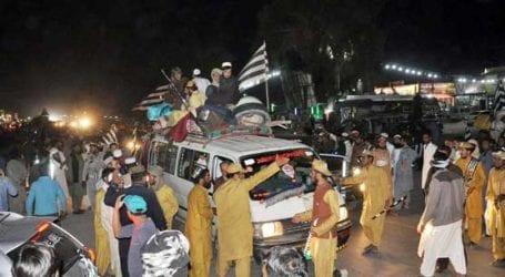Azadi March: Islamabad police remain on high alert
