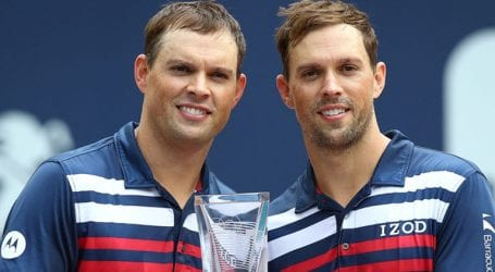 Tennis duo Bryan brothers to retire in 2020