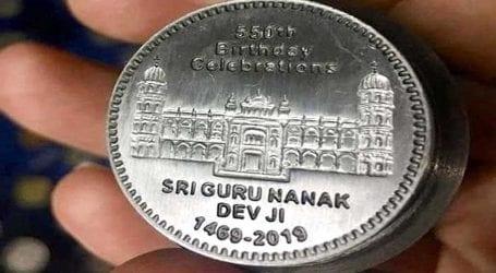 SBP issues memorial coin to mark Guru Nanak's 550th anniversary