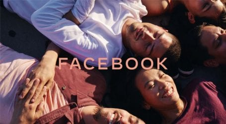 Facebook launches new company logo, corporate branding