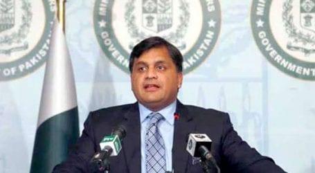 Pakistan expresses 'deep concern' over Babri Mosque verdict