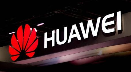 Britain bans China's Huawei for 5G services