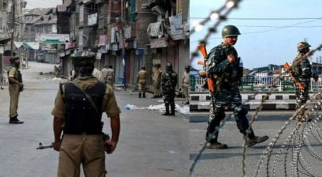 Curfew, communication blockage enters 163rd day in IoK