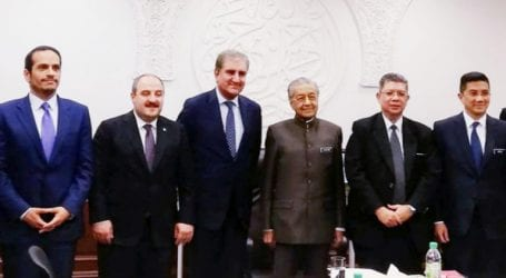 Pakistan indebted to Malaysia for supporting Kashmir issue: FM