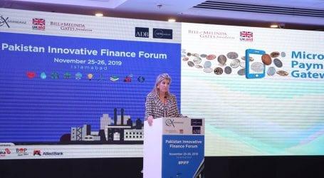 Queen Maxima appreciates financial inclusion strategy