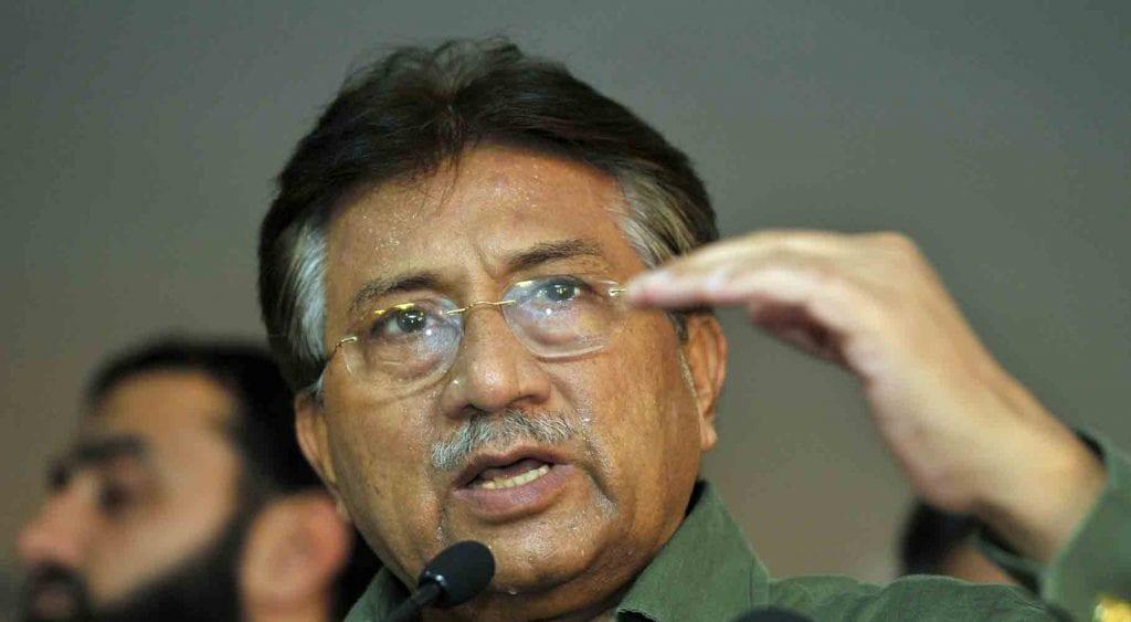 Treason case: SC turns down Musharraf's appeal against his death penalty