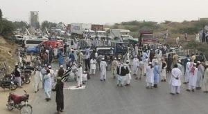 JUI-F's Plan-B continues to block major highways across Pakistan