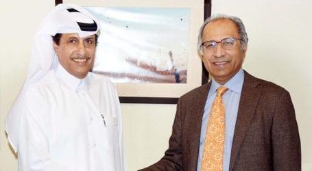Pakistan values its ties with Qatar: Finance adviser