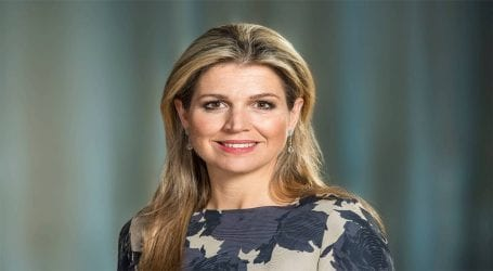 Queen Maxima praises Pakistan's ease of doing business situation