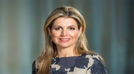Queen Máxima of Netherlands lands in Pakistan