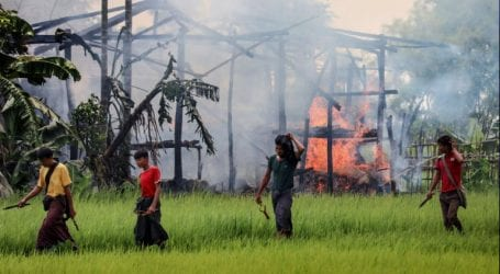 ICC approves probe into Myanmar Rohingya abuse
