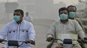 Lahore smog