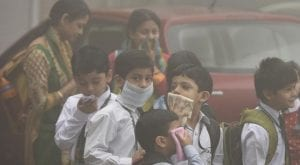 Punjab govt announced to close schools in 3 districts due to smog