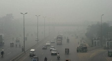 PM rolls out plan to combat Lahore smog, pollution