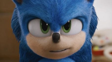 Sonic the hedgehog's redesigned look unveiled in new trailer