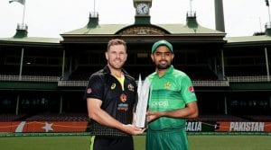Pakistan vs Australia first T20 match in Sydney