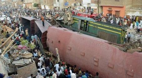 Three railways drivers killed in collision near Hyderabad
