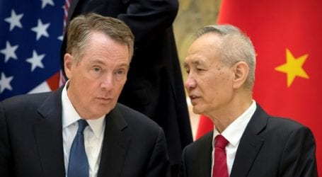 China, US hold constructive call on trade mini-deal