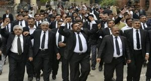 Pakistan Bar Council goes on strike today